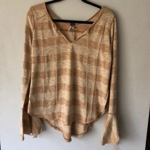 We The Free Bohemian loose fit tunic size XS